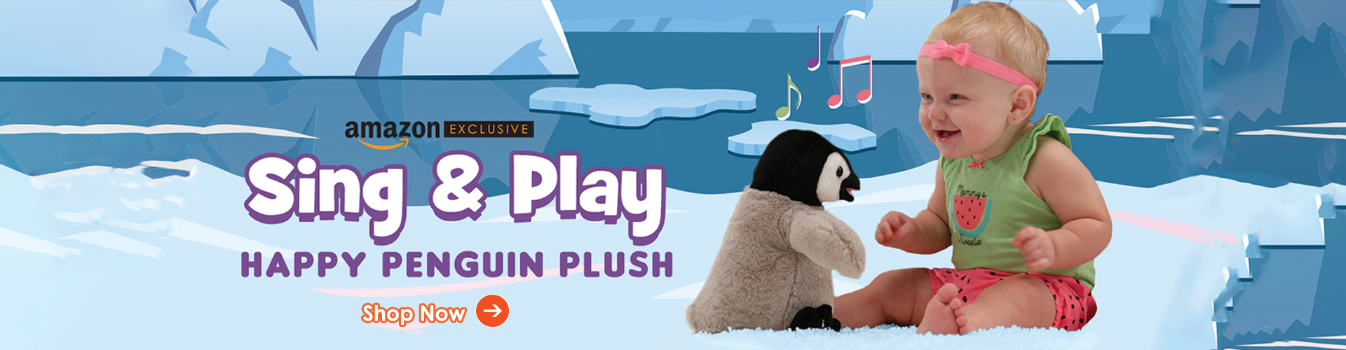 Penguin Sing and Play