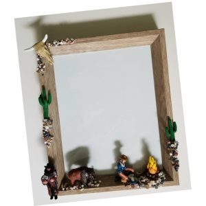 Western Picture Frame