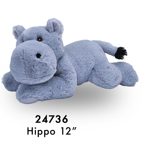 24736 Eco Laying Hippo
