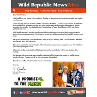 Wild Republic News Bites